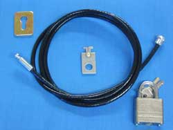 FSCCLBK - Flat Panel Cables - Cliplock Components