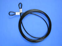 GSD-SC12LP - Gun Show Display Cables -  12' Anchor Cable