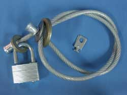 HC5SCL - High Security Cable System w Cliplock